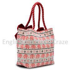 Taschen aus Indien