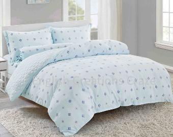 Bedruckte Bett-Spread