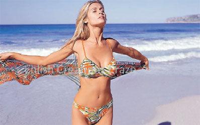 Sarongs de praia impressos
