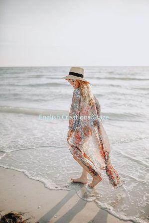 Chiffon Strand kimono